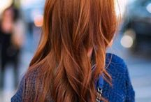 Hair / Hair colors and styles