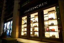 SHIATZY CHEN Boutique In Japan / SHIATZY CHEN first boutique in Japan opened at the Peninsula Tokyo on December 3, 2013 www.shiatzychen.com