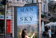 Man from the Sky / An exciting novella by Danny Wynn. Out in January from Bacon Press Books.