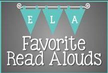 T3 ELA: Favorite Read Alouds