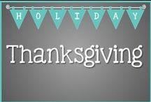 T3 Holidays: Thanksgiving