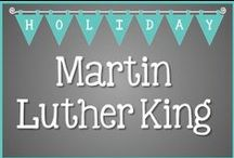 T3 Holidays: Martin Luther King Day