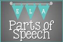 T3 ELA: Parts of Speech