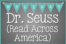 T3 Holidays: Dr. Seuss/Read Across America