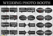 Photo Booth Props_Etsy / Printable photo booth props