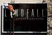 Landfall / Landfall is a gripping novel by Joseph Jablonski