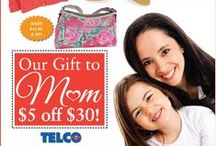 Mother's Day Gifts At Telco / Gifts for mom at Telco! #MothersDay