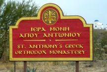 Saint Anthony's Orthodox Monastery (Florence, AZ) | U.S.A.