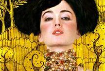 SECESJA | Klimt, Mucha