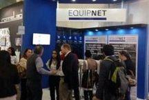 EquipNet LatAm / EquipNet ayuda - entre otras - a las industrias farmacéuticas, de biotecnología, químicas, de proceso y empaque, en la compra, venta y gestión de su maquinaria. En éste board se encontrará información general sobre el trabajo que se realiza en la región de América Latina.