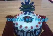Recetas / Mis tortas.
