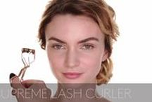 Lash Tutorials / Discover our video beauty tutorials for how to apply mascara, eyeliner, eyebrow pencils, false lashes, face highlighter and learn how to curl your lashes and more.