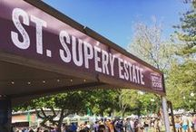 BottleRock! / We love having a booth at BottleRock, Napa's premiere annual music festival featuring internationally renowned artists and up-and-coming bands... / by St. Supery Estate Vineyards & Winery