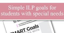 How to write an IEP plan / IEP goals, how to write an IEP plan, what is an IEP plan, IEP planning goals, IEP plan template, ILP goals, how to write an ILP, what is an ILP