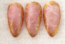 crystal rock nails