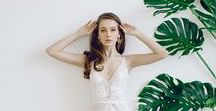 Wedding dresses designs inspired by nature / See our collection of wedding dresses