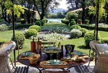 Beautiful Yards / Beautiful yards that bring peace and tranquility to our otherwise hectic lives.