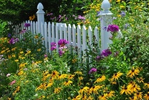 Gardens that Inspire / Gorgeous gardens and the thoughts that they inspire in us.