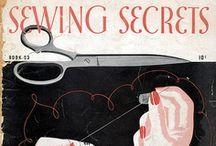 Costura/Sewing / Todo lo que podemos crear cosiendo / by Yesenia Viloria