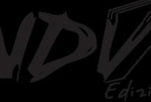 """Il Progetto / La """"NDV Edizioni"""" nasce sul  finire del 2011 come braccio editoriale della casa madre """"NDV Comunicazione"""", agenzia di comunicazione integrata di Roma, che è sul mercato di riferimento ormai dal 2008 e che vanta da allora una crescita costante, sia in termini lavorativi che di esperienza maturata nel settore."""