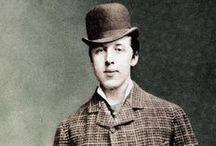 Genius; Oscar Wilde / by Cecilia X.Camilli