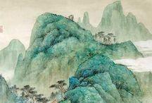 CHINA'S ART / by Cecilia X.Camilli