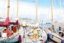 Sail across the sea / by Cecilia X.Camilli