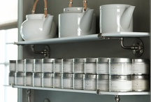 Kitchen organisation & storage