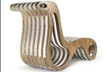 """X2Chair - Chaise Long"" by Giorgio Caporaso - Lessmore®"