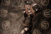 Steampunk Concepts