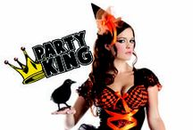 Raveware's Sister Line: Party King Costumes!!
