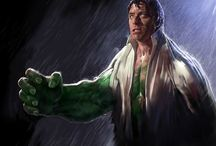 Hulk / by D E