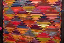 Batik quilts