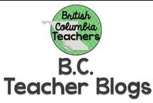 BC Teacher Blogs / Blogs of Teachers in British Columbia