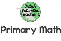 Primary Math / Ideas for teaching math in the primary grades.