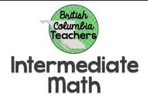 Intermediate Math / Ideas for teaching Math in the Intermediate grades.