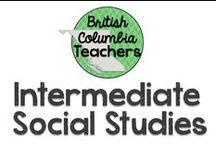 Intermediate Social Studies / Ideas for teaching Social Studies in the Intermediate grades.