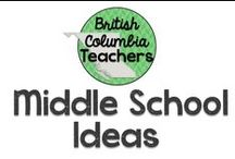 Middle School Ideas / Ideas for teaching grades 7-9.