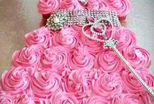 Prinsessenfeestje / Leuke ideeën voor een prinsessenfeest