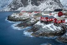 Norway / Places I'd like to visit.