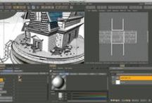 3D UV maps References and Tutorials