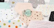 Collections Kideco / Retrouvez tous les articles KIDECO disponibles sur le site internet : www.kideco.fr Pour les bébés, les petits enfants ou même les plus grands... Pratiques et tendances, des articles et de la déco pensés par une maman pour personnaliser la chambre des enfants!