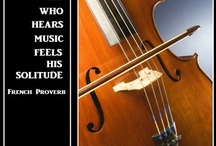 Musical Inspiration. / Music makes the world a better place.