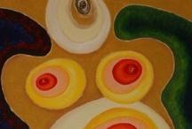 Kobieta w ciąży (Dagmara) / Kobieta w ciąży (Dagmara), olej na płótnie, 92 x 73cm, 2008.11.29