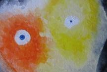 Starch / Starch, olej na płótnie, 40 x 40cm, 2007.10.15