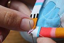 Sewing / Tecniche di cucito