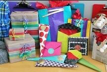 Packaging / Mai più banali pacchetti regalo!