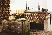 Vintage Home / Decoración estilo vintage / Vintage for home decor and beautiful pictures / by Jasmine Rabuñal