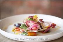 Food Photography / Photography of food and drink in restaurants, bars and pubs.