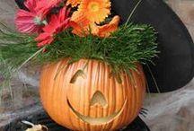 Halloween / Víspera de todos los santos / Halloween around the world: costumes, home decor, ideas... / by Jasmine Rabuñal